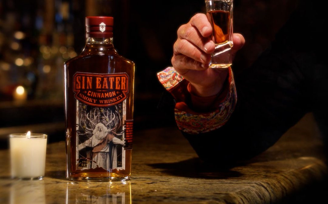 Sin Eater Cinnamon Smoky Whiskey