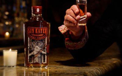 Sin Eater Cinnamon Smoky Whiskey