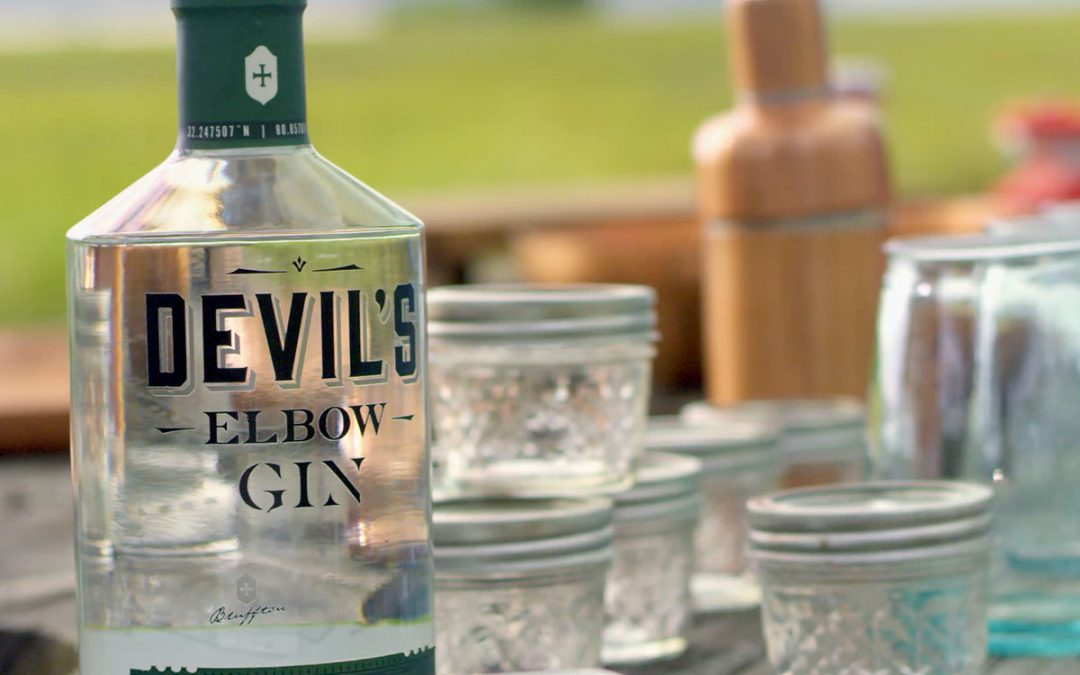 Devil's Elbow Gin
